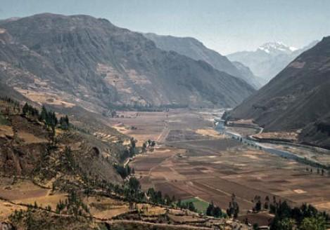 peruanische Landschaft